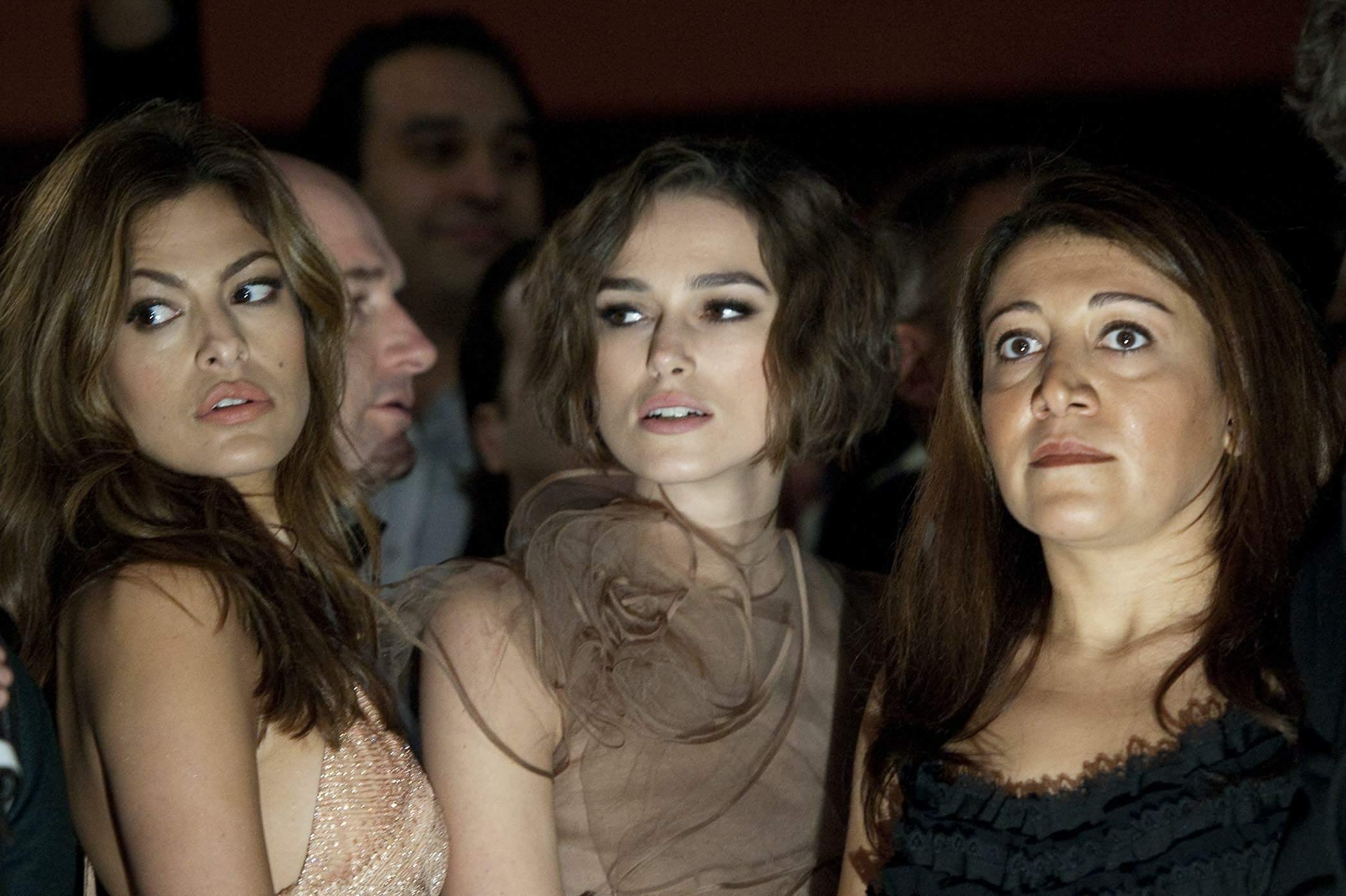 Eva Mendes premiere 01 122 329 lo