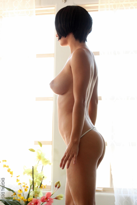 Секс женщины с короткой стрижкой 10 фотография