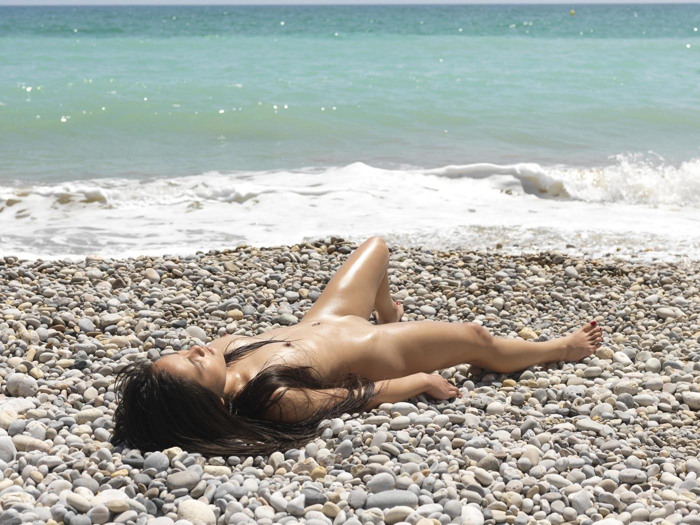 секс на пляже в дивноморске
