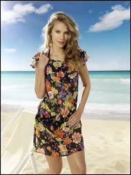Керстин Кука, фото 10. Kerstin Cook Beldona Summer 2011 SwimWear Ad Campaign, foto 10