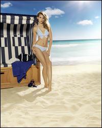 Керстин Кука, фото 12. Kerstin Cook Beldona Summer 2011 SwimWear Ad Campaign, foto 12